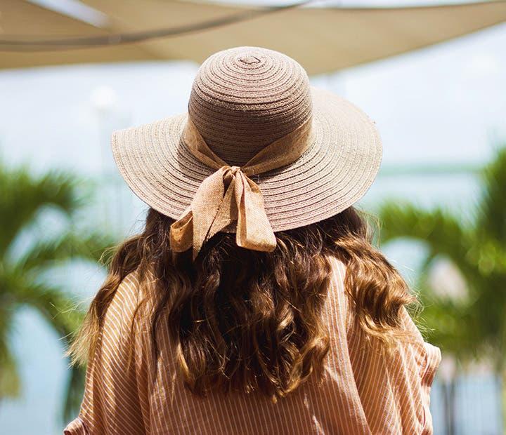 Hair Sun Damage Protection
