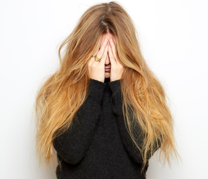 Fixing Dull Blonde Hair